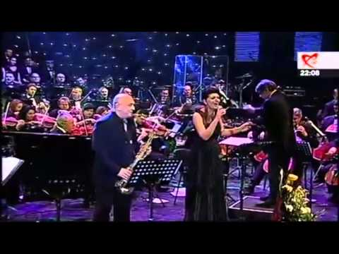 Gina si George Pavel - Over The Rainbow (live)