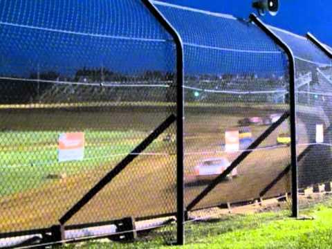 6-25-2011 Sportsman Feature Race Bluegrass Speedway
