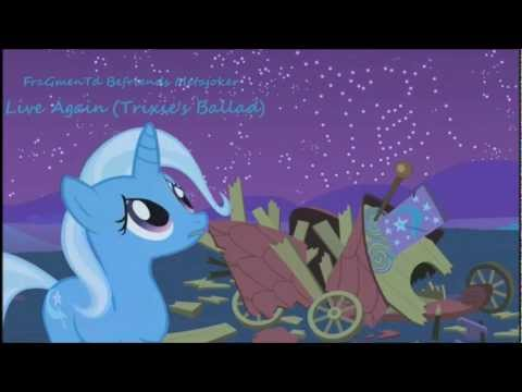 Metajoker Befriends Fragmentd - Live Again (Trixie's Ballad)  (Midi Added!)