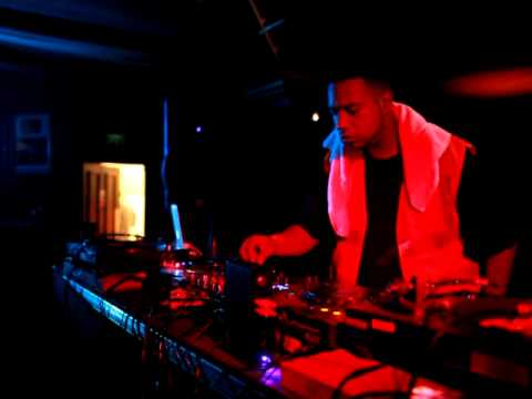 Dj Rashad and Dj Spinn at Bang Face Festival 2011