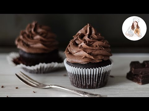Chocolate Cupcake Recipe   Recipes by Carina