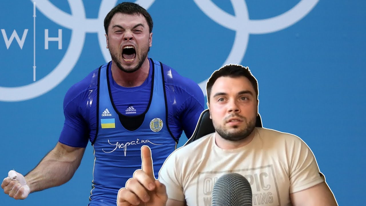 Torokhtiy Relives His Olympic Gold Medal