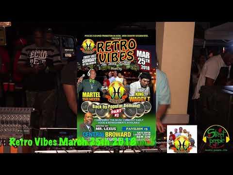 Pisces Retro - March 25th 2018  - Waggy T Karaoke segment