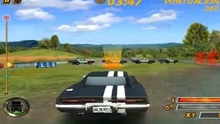Juego de Autos 5: Lose The Heat 3 en HD - All the Misions
