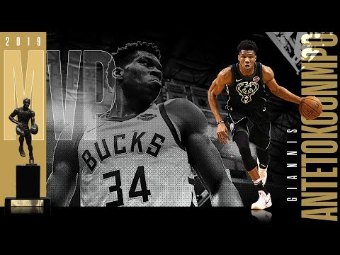 Giannis Antetokounmpo UNFAIR Dunking Highlights From His MVP Season