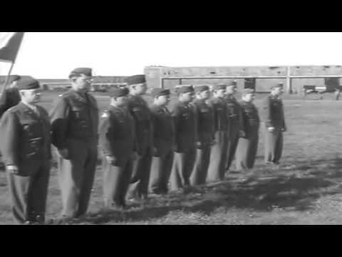 Bronze Star Presentation, Bremerhaven, Germany, 10/08/1945 (full)