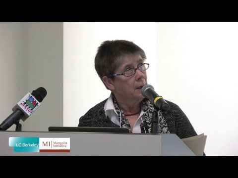 "Panel 1: ""Environmental Narratives in Mongolian Sound Worlds"" Symposium"