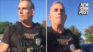 Cop Fired After Telling Group of Black Men They