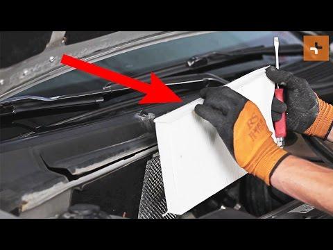Hoe de opel vectra c interieurfilter vervangen handleiding for Opel astra g interieurfilter
