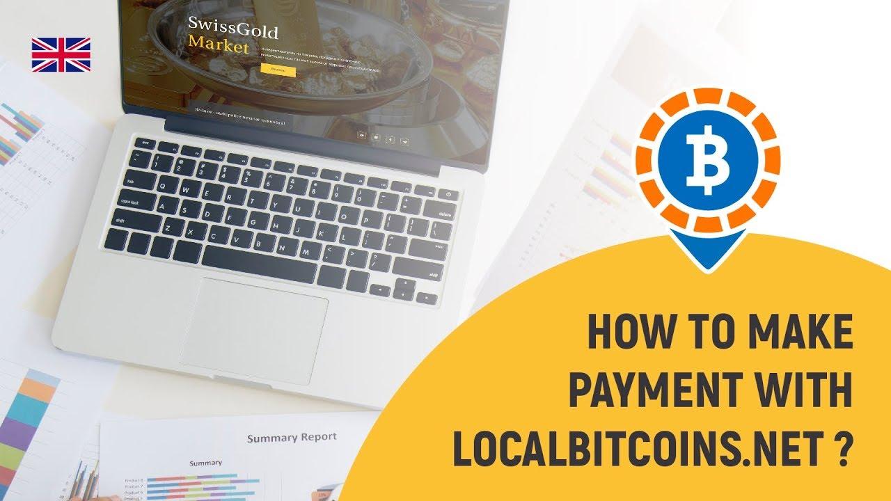 Bot localbitcoins