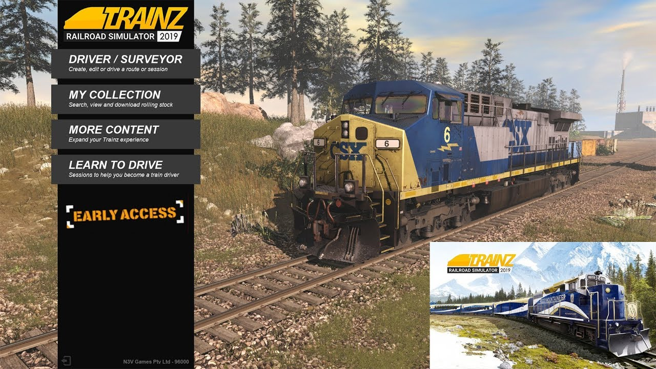 Trainz Simulator 2019 | A first Impressions! (With subtitles!)