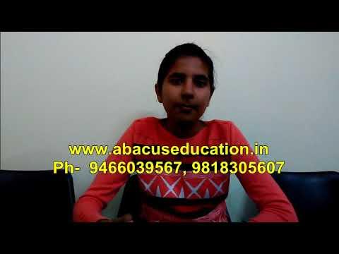 Anzan Calculation SURBHI DESHWAL