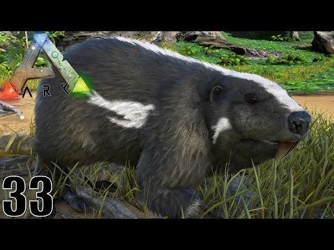 UN CASTOR GÉANT ! | ARK: Survival Evolved ! #Ep33
