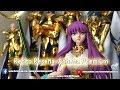 Revisión de la figura Saori Kido Athena MythCloth, mejor conocida como Athena Premium.