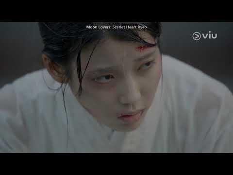 Moon Lovers: Scarlet Heart Ryeo EP11 [Highlight] แฮซูคุกเข่าตากฝน   Full EP ดูได้ที่ VIU