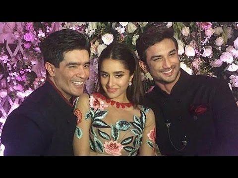 Here's What Shraddha Kapoor Feels Wearing Manish Malhotra Elegant Outfit At Lakme Fashion Week!