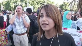 Egyptian Protesters Denounce Sexual Violence Against Women