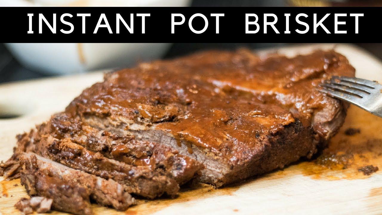 Best Instant Pot Brisket Recipe
