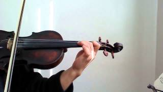 Minuet in G Major Suzuki volume 2 #11 for practice for slow tempo practice