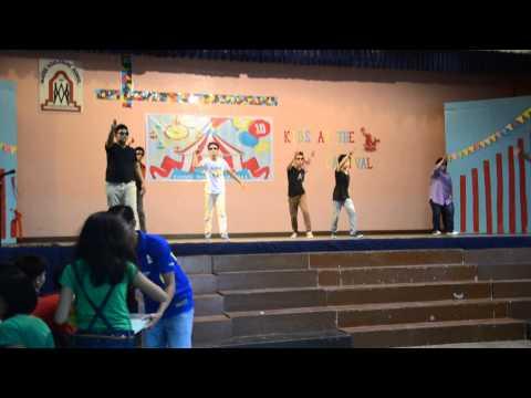 Teatro Pacita @ Matter Ecclesiae School