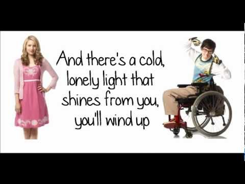 Glee - I'm Still Standing (Lyrics) HD