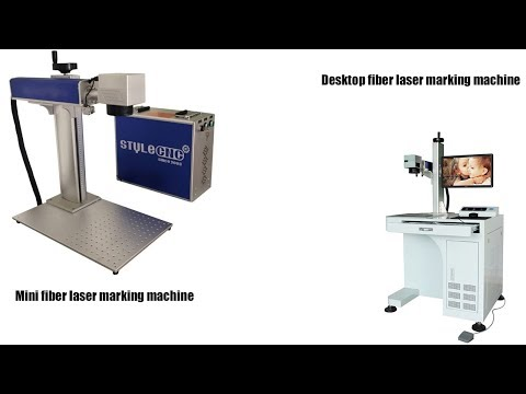Professional firearms fiber laser engraver machine with high speed