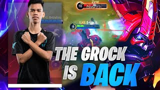 CH4KNU GROCK IS BACK!!!
