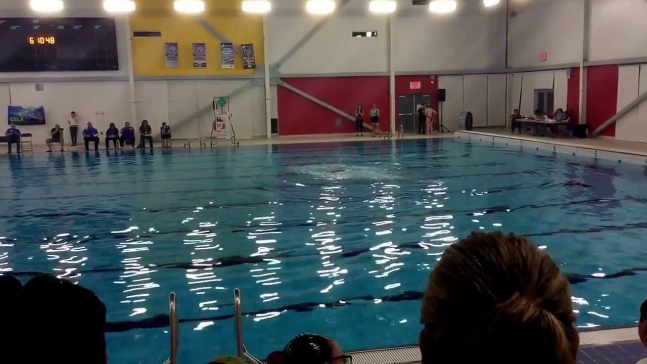 Emma Solo At Cussl Nationals 2017 Ravens Synchro Youtube