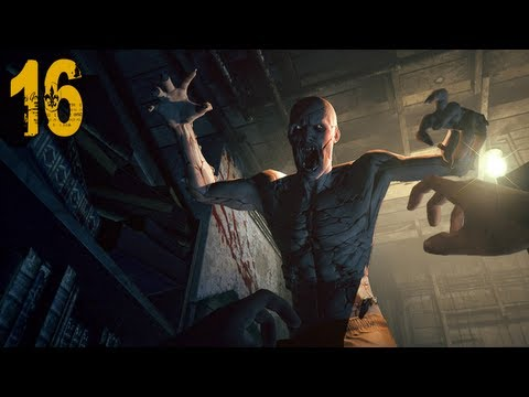Outlast Gameplay Walkthrough - Part 16 They lied!! (Let's Play, Playthrough)