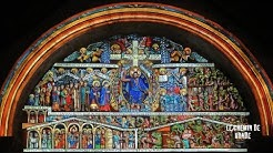 Abbatiale Sainte-Foy de Conques - L'Illumination du Tympan