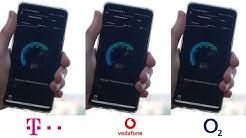 TELEKOM vs VODAFONE vs O2 - Mobilfunkanbietervergleich 2020