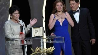 Jacklyn Jose wins Best Actress at Cannes Film Festival