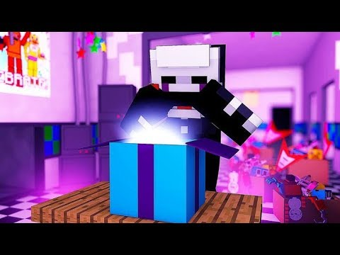 Puppet's Magical Box - (Minecraft FNAF Roleplay)