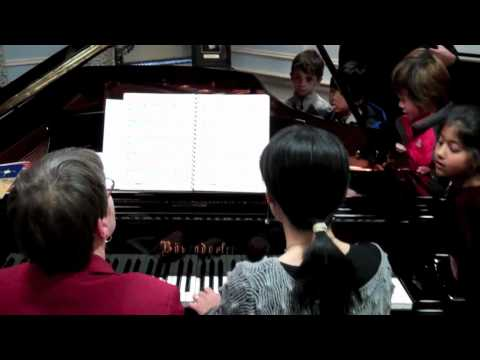 North York School of Music Holiday Concert-Fun with Bösendorfer Imperial