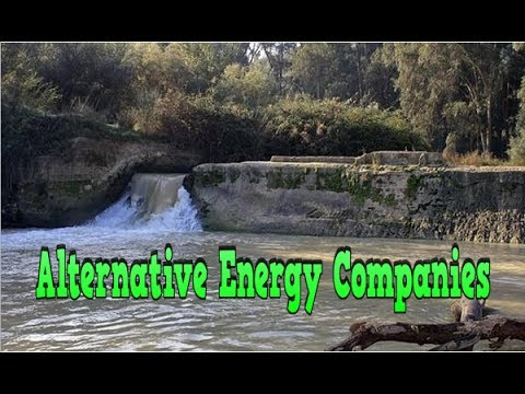Alternative Energy Companies, Ways To Save Electricity, Energy Independent, Energy Independent