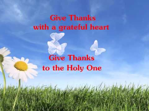 Give Thanks Lyrics