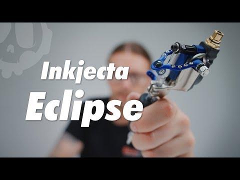 Inkjecta Eclipse Tattoo Machine | Review, Setup & Unboxing
