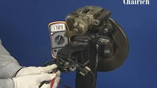 ABS(Anti-lock Brake System) 휠 …