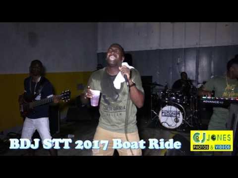 BDJ STT BOAT RIDE 2017 St. Thomas Carnival Live