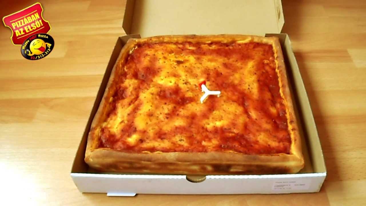 happy hot pizz ria pizza max tesztel se full hd 1080p. Black Bedroom Furniture Sets. Home Design Ideas