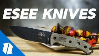 ESEE Knives and Sweet Cajun Spice | Knife Banter Ep. 20