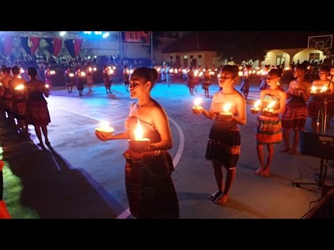 Spectacular Timorese traditional Dance & Music Festival in Dili July 2016