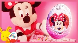 Minnie Mouse – Œufs surprises pour enfants – Surprise Eggs Disney – Titounis