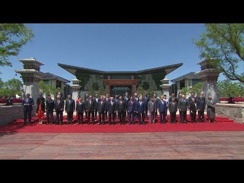 China Diplomacy: Belt and Road Initiative