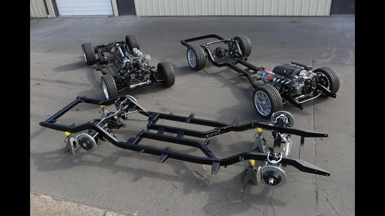 Art Morrison Chassis | Metalworks Classics Auto Restoration