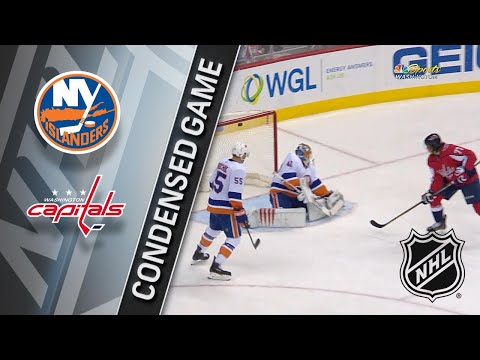 03/16/18 Condensed Game: Islanders @ Capitals