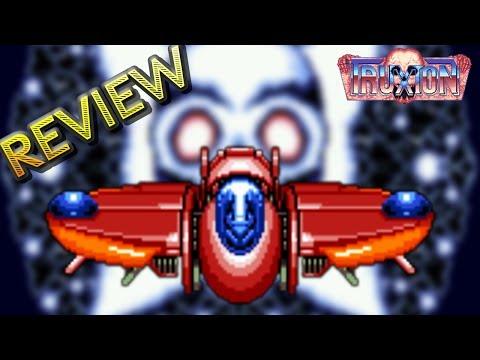 Truxton - Jogo de Nave no Mega Drive