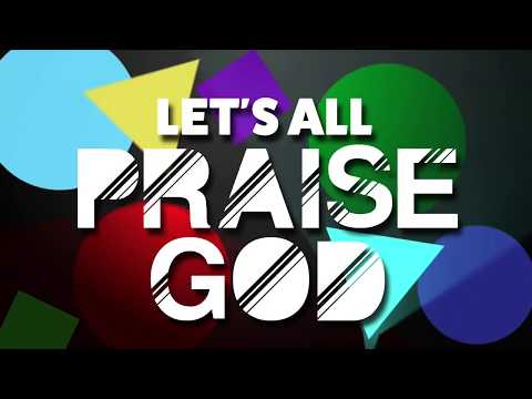 I Came to Praise (Fun Kids Praise Song) Lyric Video