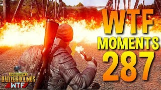 PUBG Daily Funny WTF Moments Highlights Ep 287
