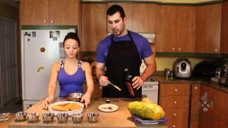 Fat Loss Recipe - Cajun Style Sweet Potatoes